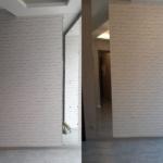 Комбинированное фото перед уборкой помещения и после неё